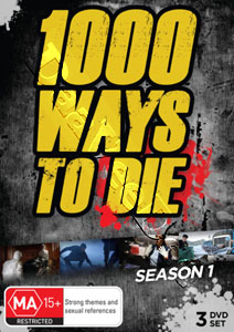 1000 Ways to Die (Season 1) - 3-DVD Set (DVD)